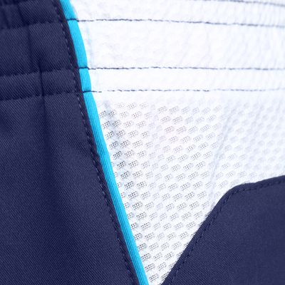 Short de football enfant F500 bleu