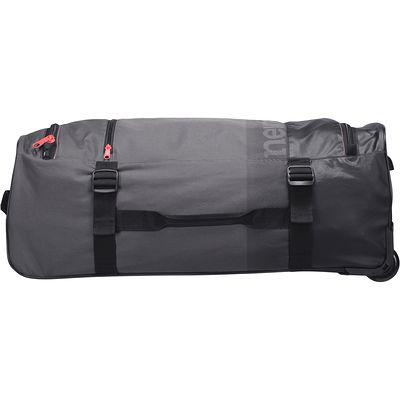 Valise à roulettes TR 120 60L gris / corail