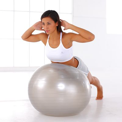 POMPE POUR BALLON DE FITNESS FIT BALL