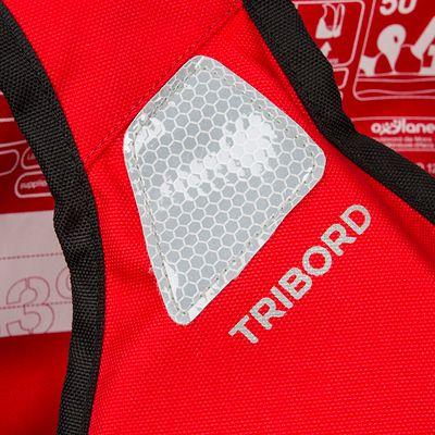 GILET DE SAUVETAGE TRIBORD BA100 70N