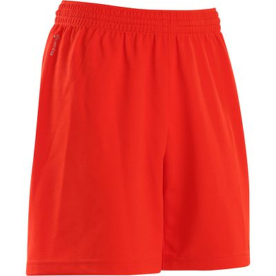 Short football enfant F100 rouge