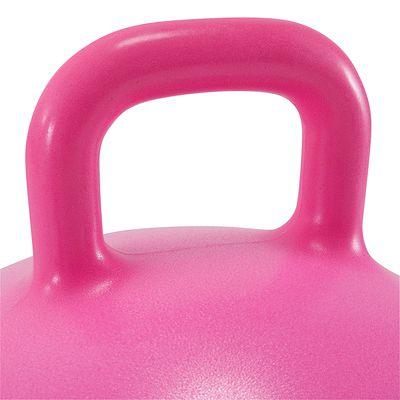 Ballon Sauteur Resist 45 cm Rose.