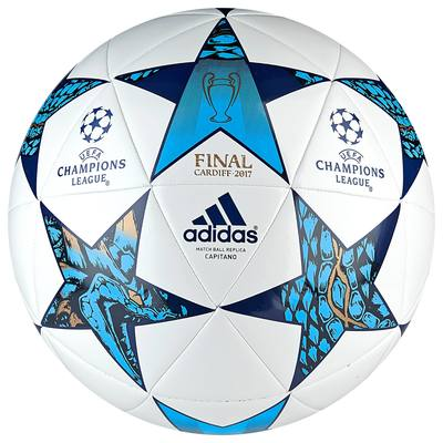 Ballon football UCL Capitano blanc