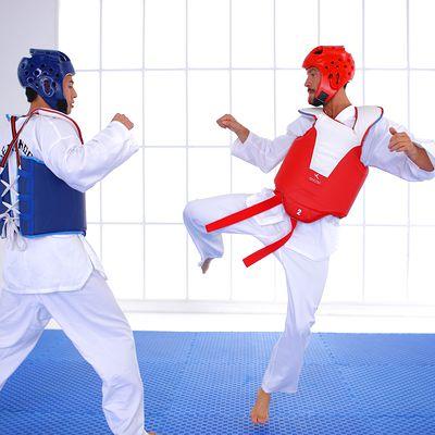 Casque arts martiaux ADIDAS blanc