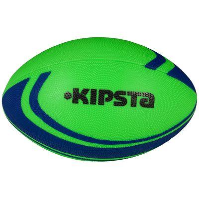 Mini ballon rugby Sunny vert