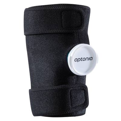 Support de compression pour poche à glace ou compresse froid réutilisable