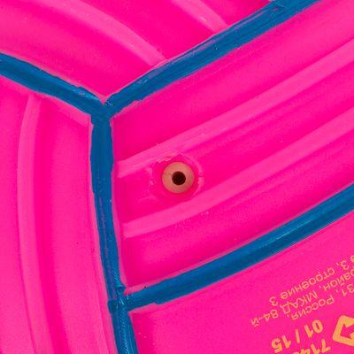 Petit ballon aquatique adhérent rose