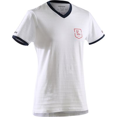 Maillot supporter adulte FP300 Angleterre blanc  M