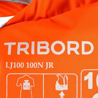 GILET DE SÉCURITÉ ENFANT TRIBORD LJ100 100N