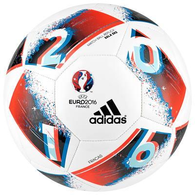 Ballon futsal Euro 16 sala blanc