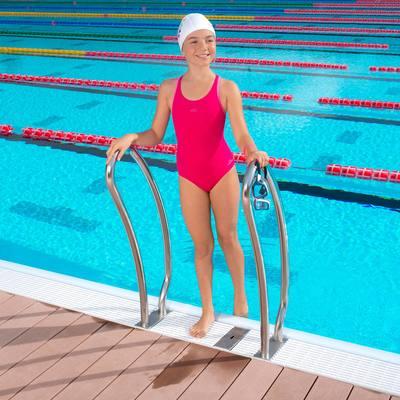 Maillot de bain de natation une pièce fille Leony + Rose
