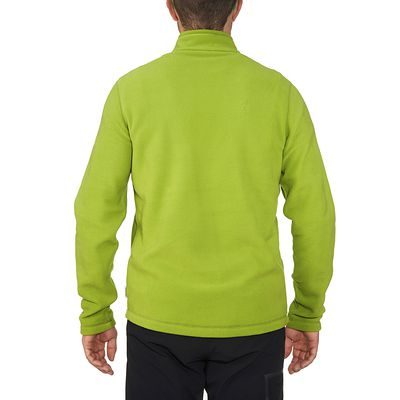 Polaire randonnée homme Forclaz 50 vert clair