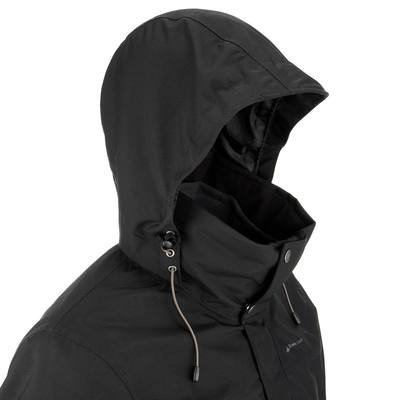 Veste trekking RainWarm 300 3en1 homme noir