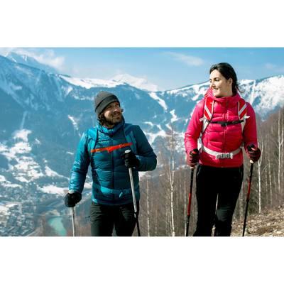Doudoune trekking X-light 2 femme vert