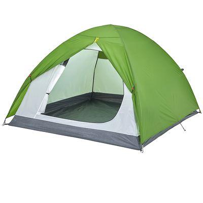Tente de camping arpenaz 3 personnes vert