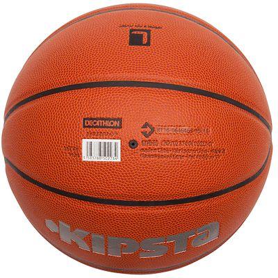 Ballon basketball adulte Tarmak 700 taille 7 marron