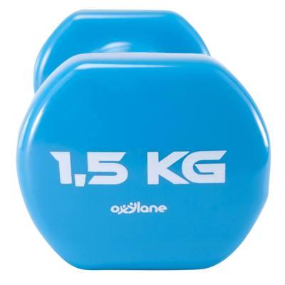 HALTERE GYM PVC 2*1.5 KG