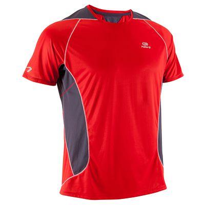 Tee shirt Running homme Elio rouge