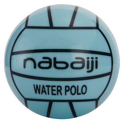 Petit ballon aquatique bleu