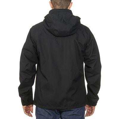 Veste Randonnée Homme RainWarm 300 3en1 Noir