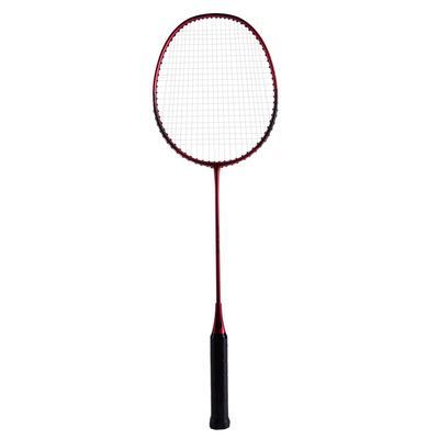 Raquette De Badminton Adulte BR160 - Rouge Foncé