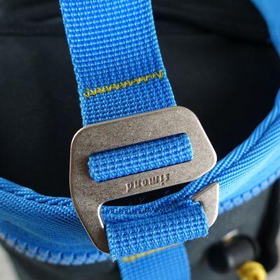 grand sac a pof de bloc permettant de limiter la magnésie volatile.
