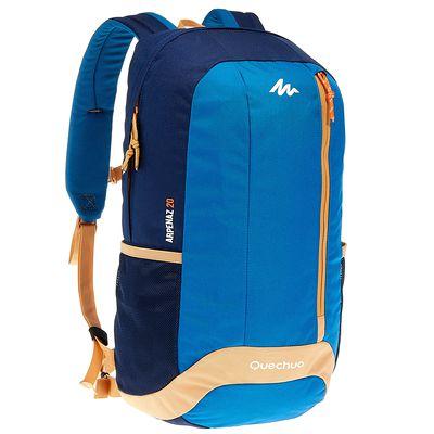 Sac de Randonnée Arpenaz 20 litres Bleu : idéal pour la randonnée  d'un jour