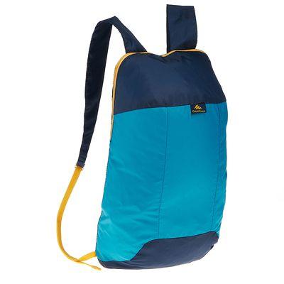 sac à dos Arpenaz 10 ultra compact et ultra léger Bleu