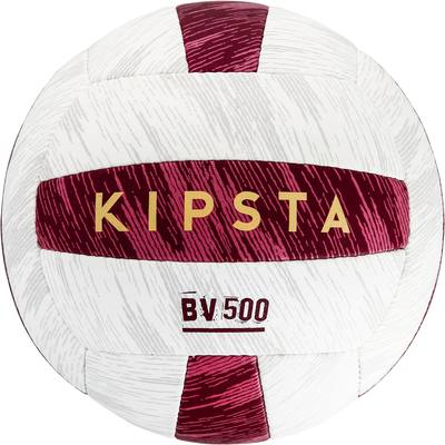 Ballon de beach-volley BV500 rouge
