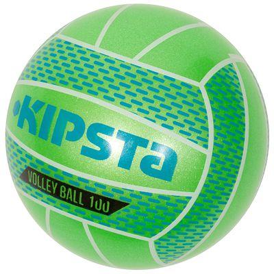 Ballon volleyball extérieur BV 100 vert