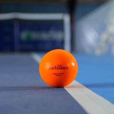 BALLE EN MOUSSE TB 700 FOAM ORANGE