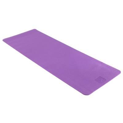 TAPIS YOGA DOUX 8 MM violet