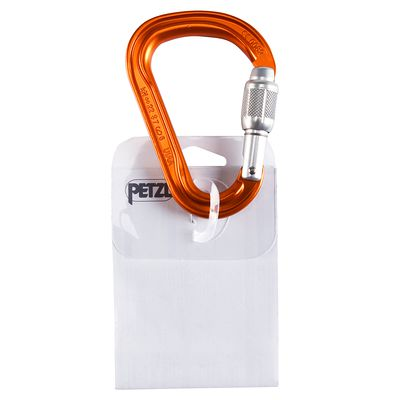MOUSQUETON ESCALADE ATTACHE 3D PETZL
