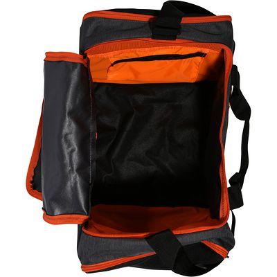 Sac sports collectifs Régulier 30 litres gris foncé orange