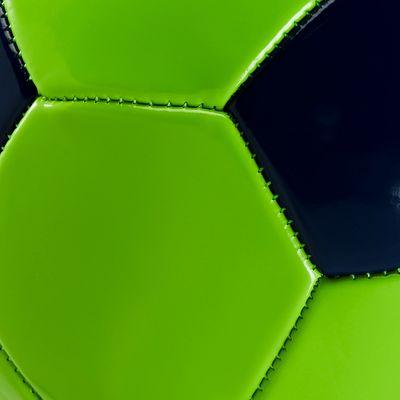 BALLON DE FOOTBALL ECONOMIQUE FIRST KICK INITIATION TAILLE 5