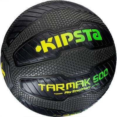 Ballon de Basketball adulte Tarmak 500 Magic Jam taille 7 noir