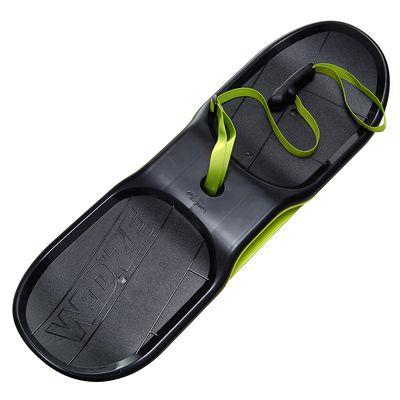 Snow skate BOARSLIDE noir/vert