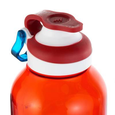 Hydratation randonnée bidon 0.8l ouverture rapide rouge