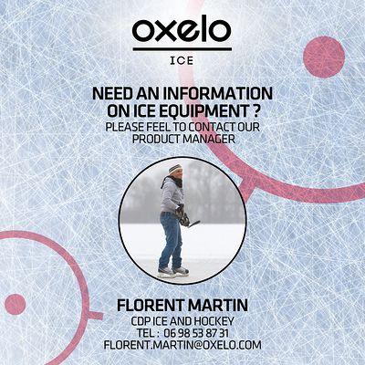 Lacets patins à glace hockey blancs noirs