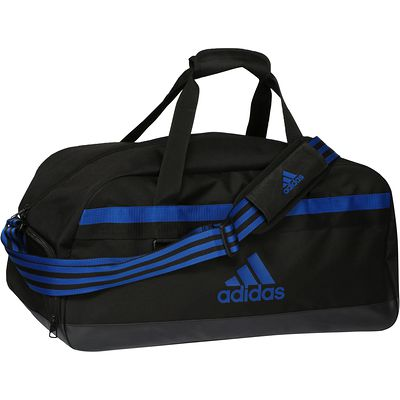 Sac sports collectifs Tiro 55L noir bleu