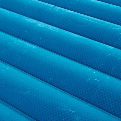 Matelas gonflable CAMPING / CAMP DU RANDONNEUR AIR SECONDS 140   2 pers. bleu