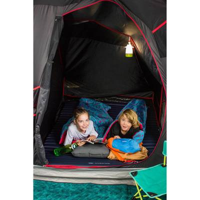 Sac de couchage enfant de camping ARPENAZ 20°