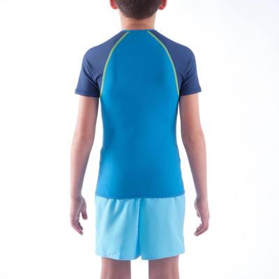 Top neofun Junior   blue vert