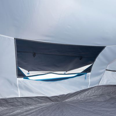 Tente de camping 2 seconds xl air 3 personnes bleu