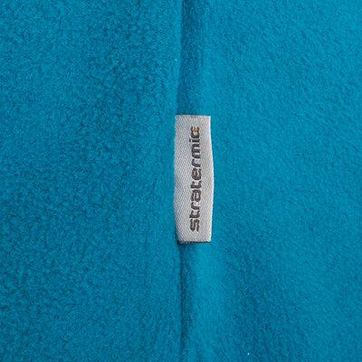 Polaire randonnée femme Forclaz 50 bleu