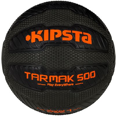 Ballon basketball adulte Tarmak 500 Magic Jam taille 7 noir