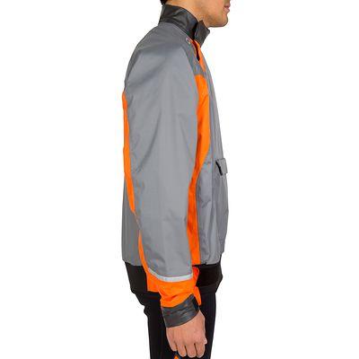 Blouson Kayak Dériveur Voile SK500 gris/orange TRIBORD