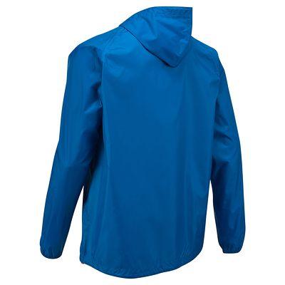 Coupe pluie Imperméable randonnée nature homme Raincut bleu