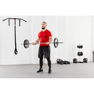 Kit haltères musculation 140 kg