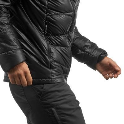 Doudoune randonnée homme X-Light 1 noir